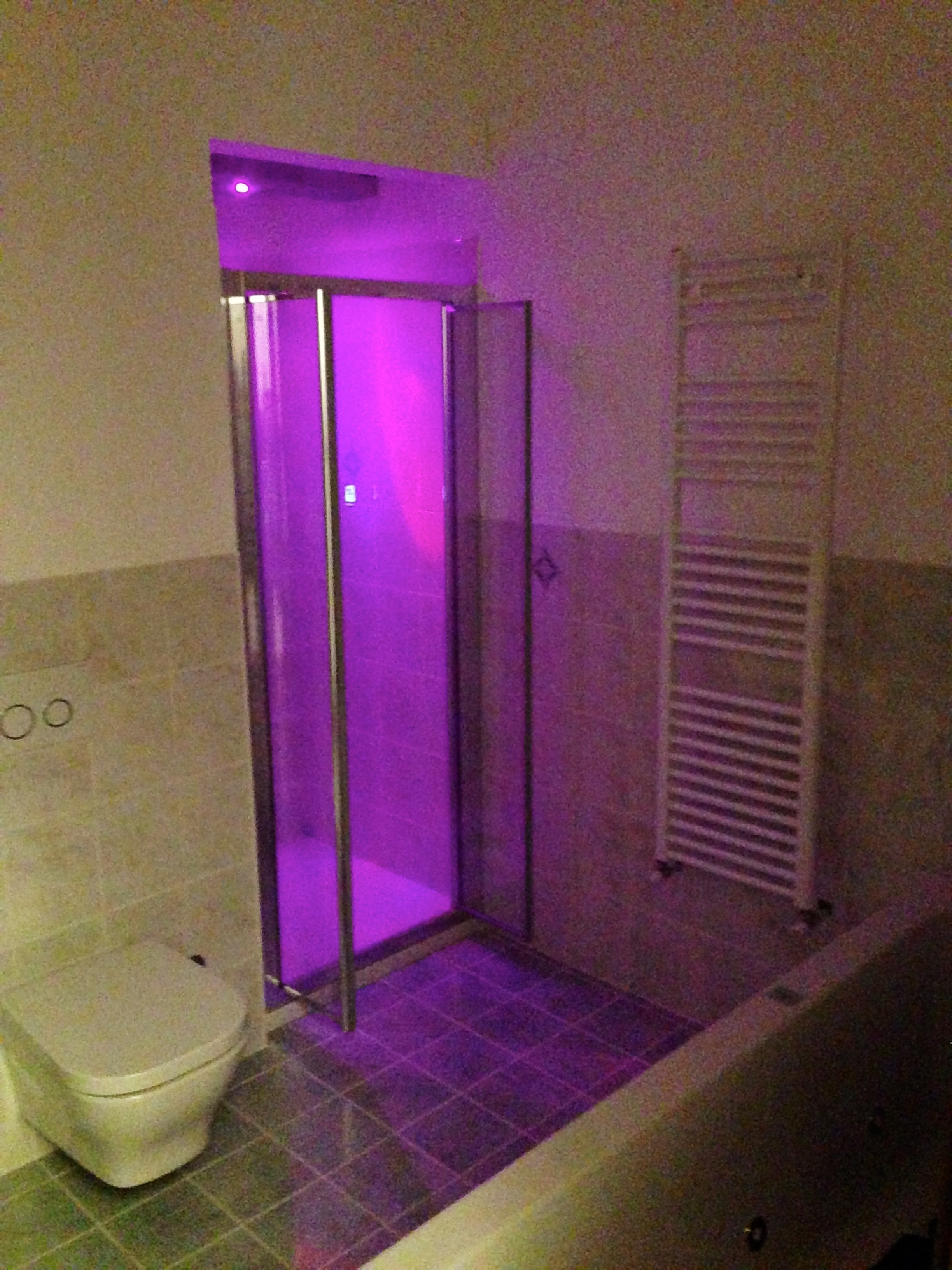 soffitto a led bagno 3 - Impresa Tumino Blog